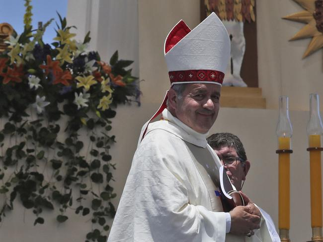 Many Chileans are furious over Pope Francis' support of Barros, a bishop close to the Rev. Fernando Karadima, who the Vatican found guilty of abusing dozens of minors. Picture: AP