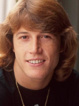 Andy Gibb pictured in 1981. Picture: Getty Images