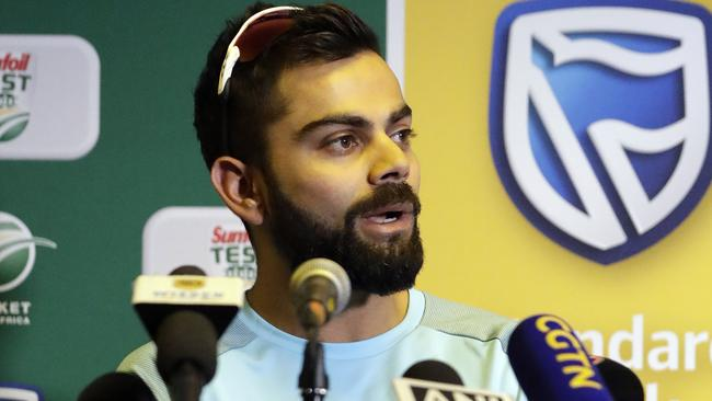 Image result for virat kohli press conference