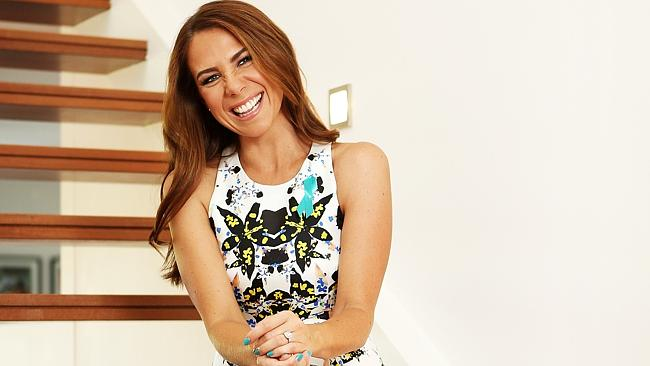 Kate Ritchie says she wants to start a family when her and husbands schedules will allow it.