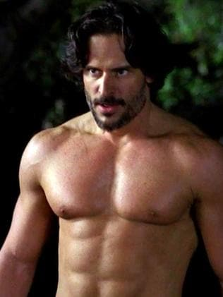 Joe Manganiello in True Blood.