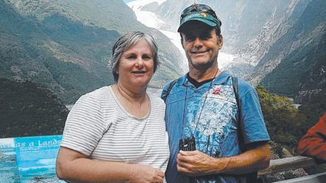 Devoted Brisbane pair Catherine and Robert Lawton are among the missing.