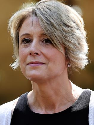 Labor's candidate for Bennelong, Kristina Keneally. Picture: AAP
