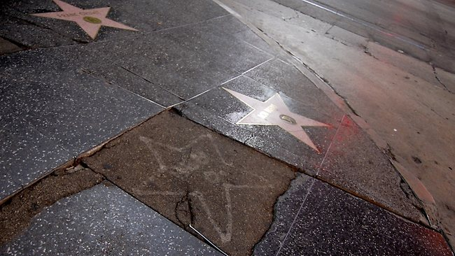 The Hollywood Walk of Fame is one of the most over-rated tourist sights in the world. Picture: vistavision/Flickr.