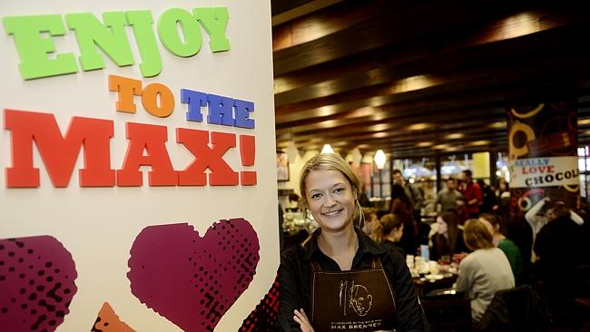 Students Storm Max Brenner Shop At The University Of Nsw