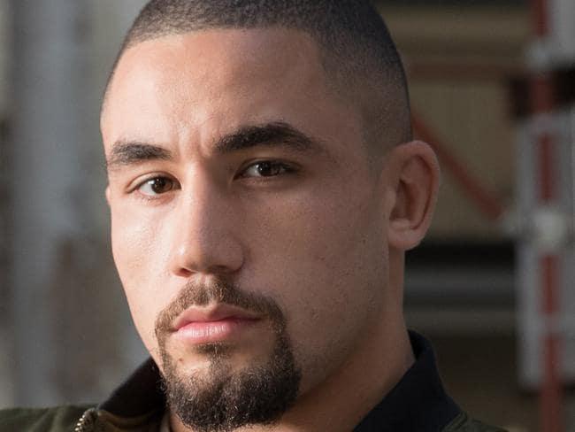 UFC star slams Aussie's title bid