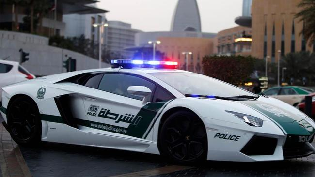 Who wants a job with the Dubai police?