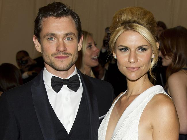 Hugh Dancy married actress Claire Danes in 2009 and the couple welcomed a baby boy in 2012.