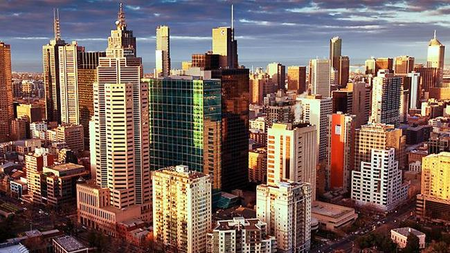 Melburnians are less than impressed with their own city. Picture: Getty Images