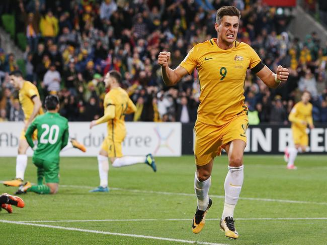 The Socceroos must navigate a double set of playoff fixtures to reach Russia 2018.