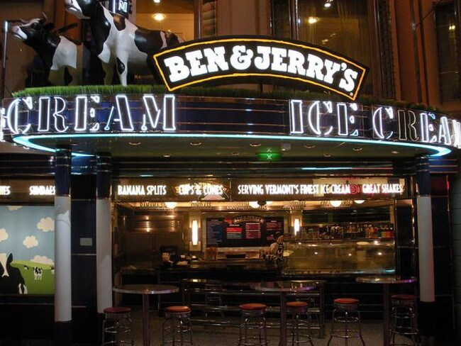 Ben & Jerry's is a high-profile B Corp, despite being part of the Unilever conglomerate.