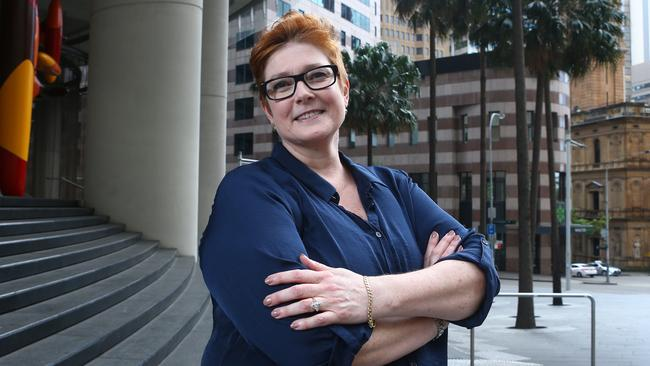 Defence minister Marise Payne. Picture: Britta Campion/The Australian