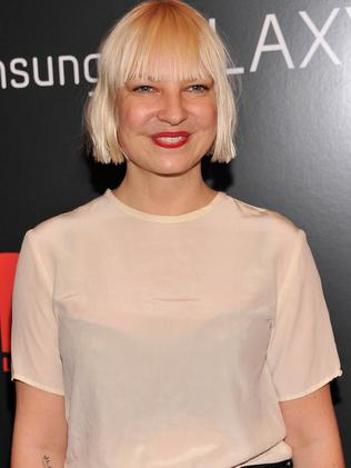 Going global ... Singer Sia Furler also picked up a Songwriter of the year award at the APRAs.