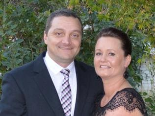 Alister Gladman and his wife Janice / Picture: Supplied