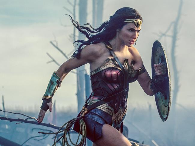 Wonder Woman will be back ... to the 80s. Picture: Warner Bros Pictures.