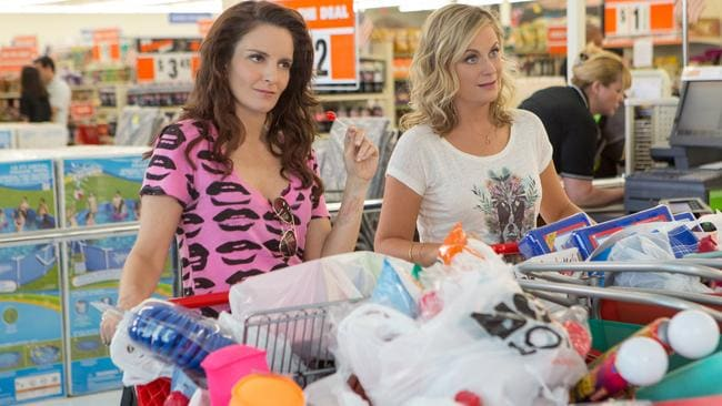 Chemistry ... Tina Fey and Amy Poehler are best friends off-screen.