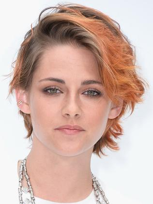 Kristen Stewart's new look at the attends the Chanel show as part of Paris Fashion Week.