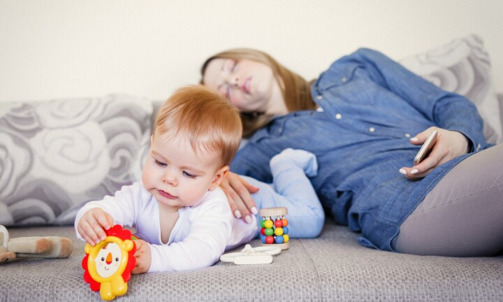 5 nursery items that are smarter than an exhausted mum