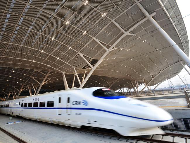 China's economy will need more consumer spending rather than rely on infrastructure projects like high-speed rail.