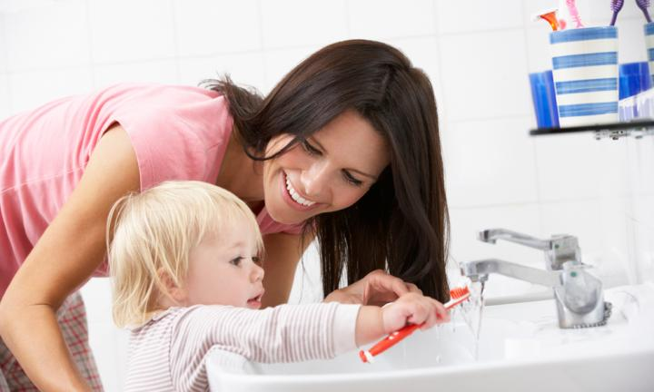 Top tricks for healthy children's teeth