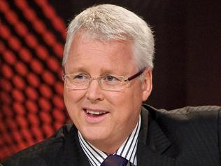 Tony Jones, host of the ABC TV program 'Q&A'. Picture: Supplied