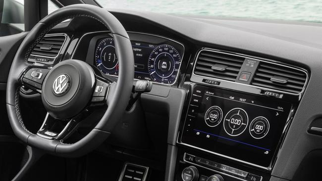 From the driver's seat, you can't even tell it's a wagon. Picture: Supplied.
