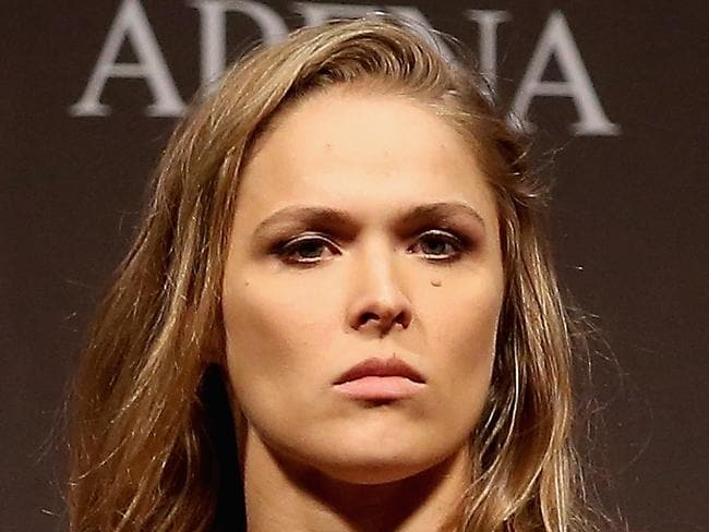 'The best Ronda Rousey anybody has ever seen'