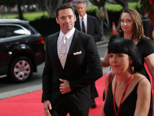 The Greatest Showman Sydney Premiere Hugh Jackman Looks