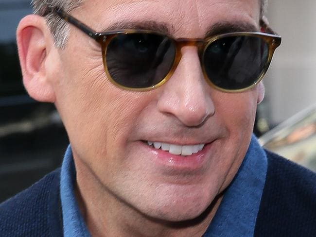 Steve Carell arriving at Global Radio Studios to promote his new film 'Despicable 3' - London <P> Pictured: Steve Carell <B>Ref: SPL1523595 210617 </B><BR/> Picture by: Splash News<BR/> </P><P> <B>Splash News and Pictures</B><BR/> Los Angeles: 310-821-2666<BR/> New York: 212-619-2666<BR/> London: 870-934-2666<BR/> photodesk@splashnews.com<BR/> </P>