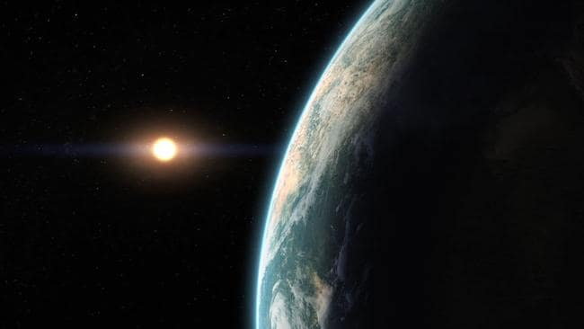 The 'holy grail' for TESS would be the discovery of an Earth-like world orbiting a Sun-like star. Picture: NASA Goddard Space Centre