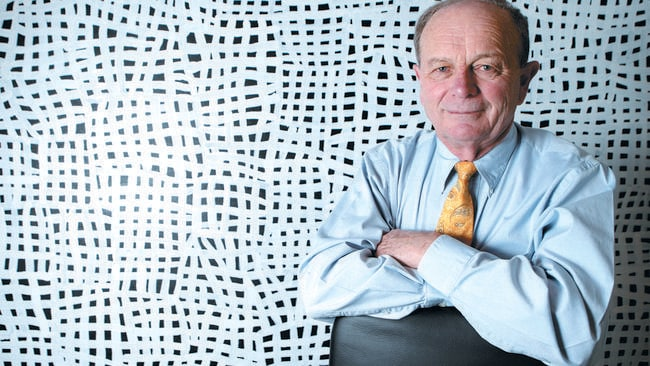 Harvey Norman chairman Gerry Harvey.