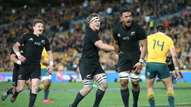 The Wallabies have suffered a record breaking defeat against the All Blacks.