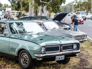 Last Day Holden Colour