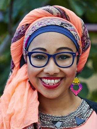 ABC TV host and Youth Without Borders founder, Yassmin Abdel-Magied.
