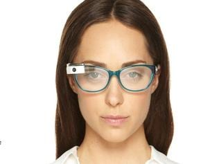 DVF Made for Glass smart spectacles.