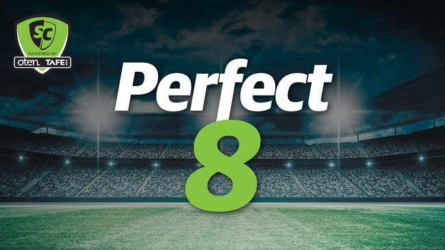 SuperCoach NRL Perfect 8 powered by OTEN