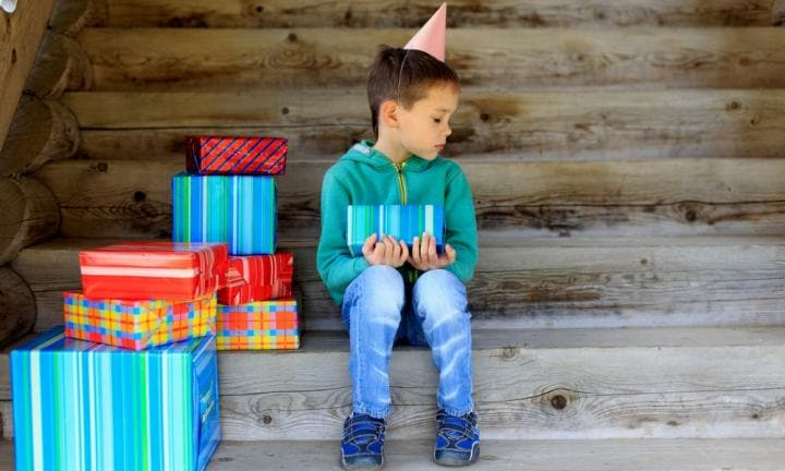 Is cancelling a child's birthday party ever an appropriate punishment?