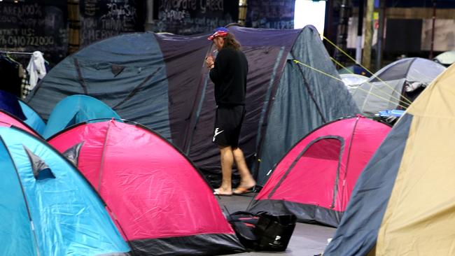 About 60 tents formed the u0027tent cityu0027 in Martin Place before it was dismantled. Picture John GraingerSourceNews Corp Australia & Sydney homeless: Where have residents of Martin Placeu0027s tent city ...