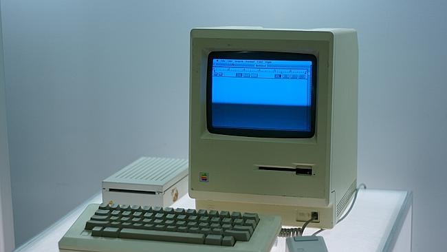 Apple's first Mac introduced us to a GUI.