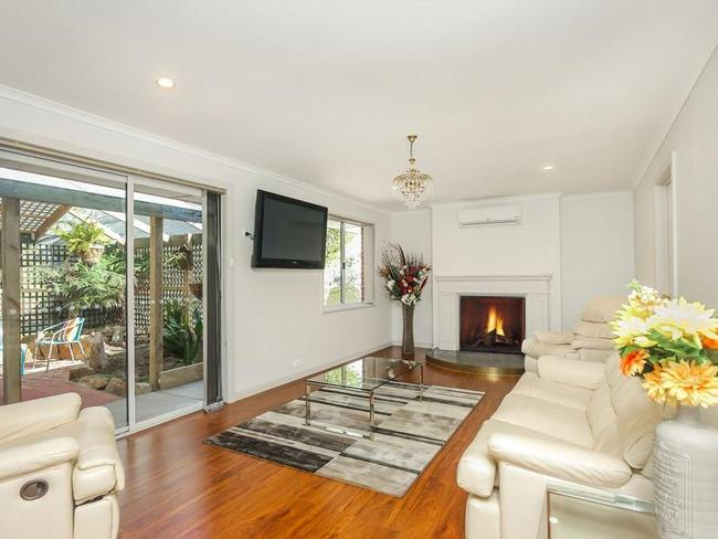The property also includes a five-bedroom home. Picture: Harcourts Barossa Valley/realestate.com.au