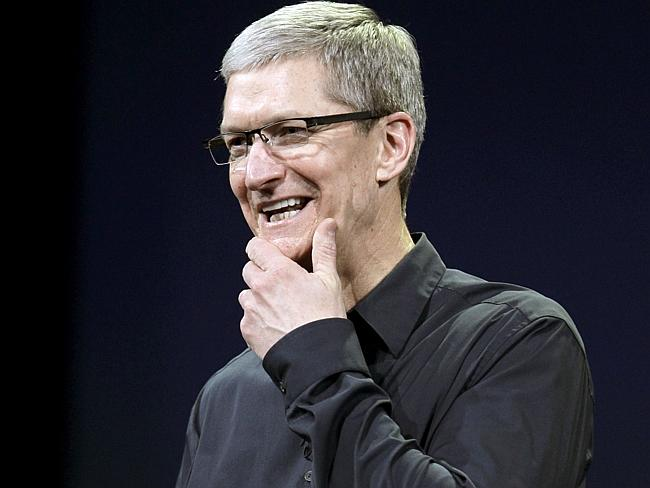 Apple CEO Tim Cook came in at No. 1 last year on Out's list of 50 most powerful gay men a