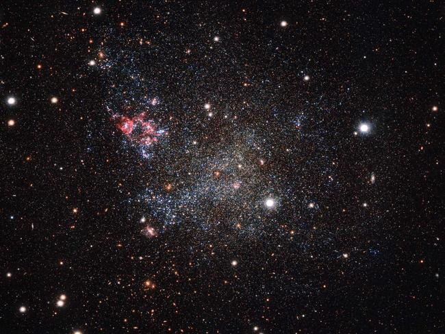 China will be hoping to lead the search of the universe. Photo: ESO