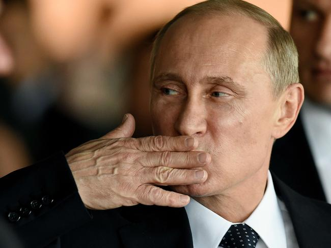 For his part, Vladimir Putin is unperturbed by the fresh round of sanctions.