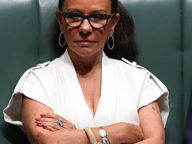 """Shadow Minister for Human Services Linda Burney says Centrelink is at """"breaking point"""" and is asking the Australian National Audit Office for an audit. Picture Kym Smith"""