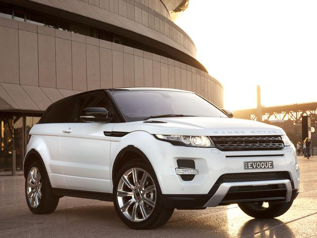 Affordable style ... the Land Rover Range Rover Evoque AWD SUV wagon. Picture: Supplied