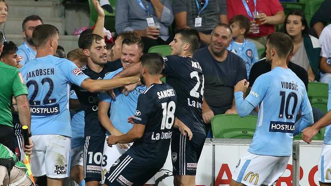 A-League finals 2018: Melbourne City, Melbourne Victory ...