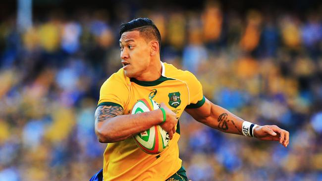 Israel Folau would add big-name credibility to the Rugby Sevens competition in Rio.