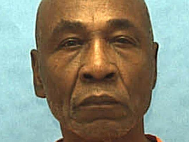 Mentally disabled? ... Floridian Freddie Lee Hall was sentenced to death despite scoring