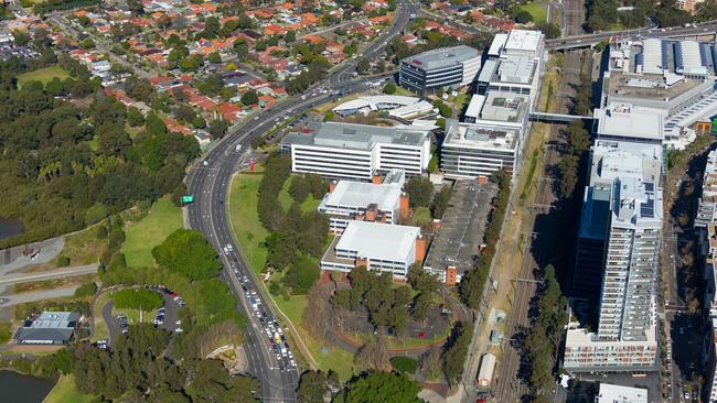 Image result for Hewlett Packard sells Melbourne campus