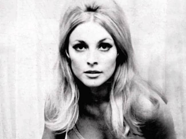 Actress Sharon Tate was one of five victims found slain in her Benedict Canyon estate Aug. 9, 1969 in California. Picture: AP Photo